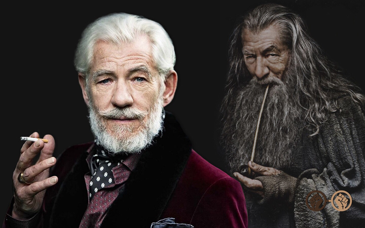 Ian Mckellen Lord Of The Rings Play