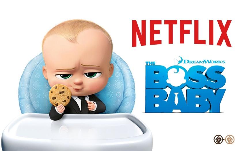 Boss Baby Serie