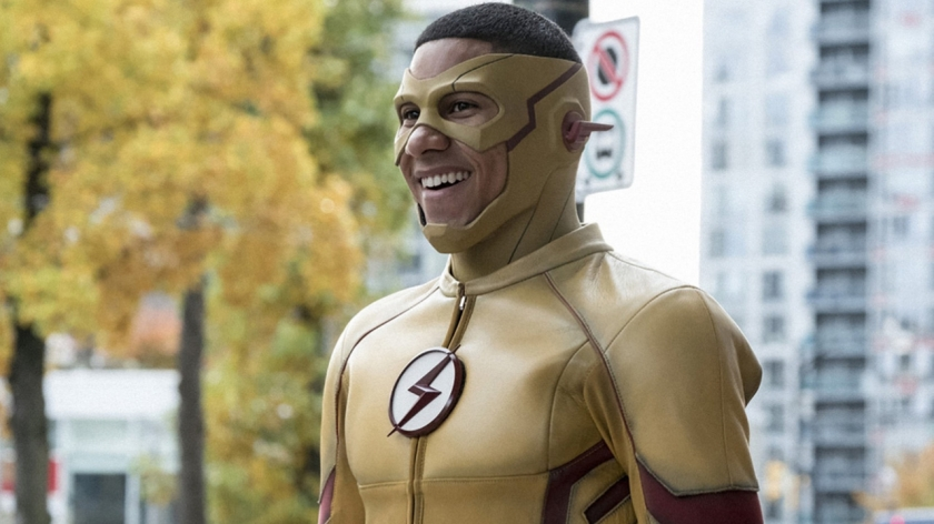 Keiynan Lonsdale's Kid Flash Courtesy of The CW