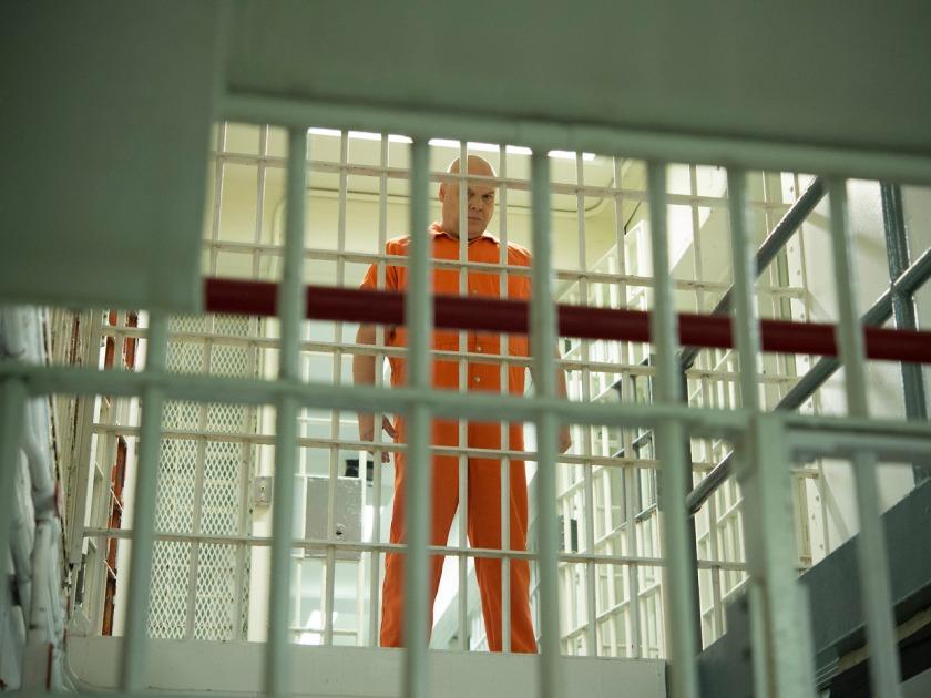 Wilson Fisk in prison