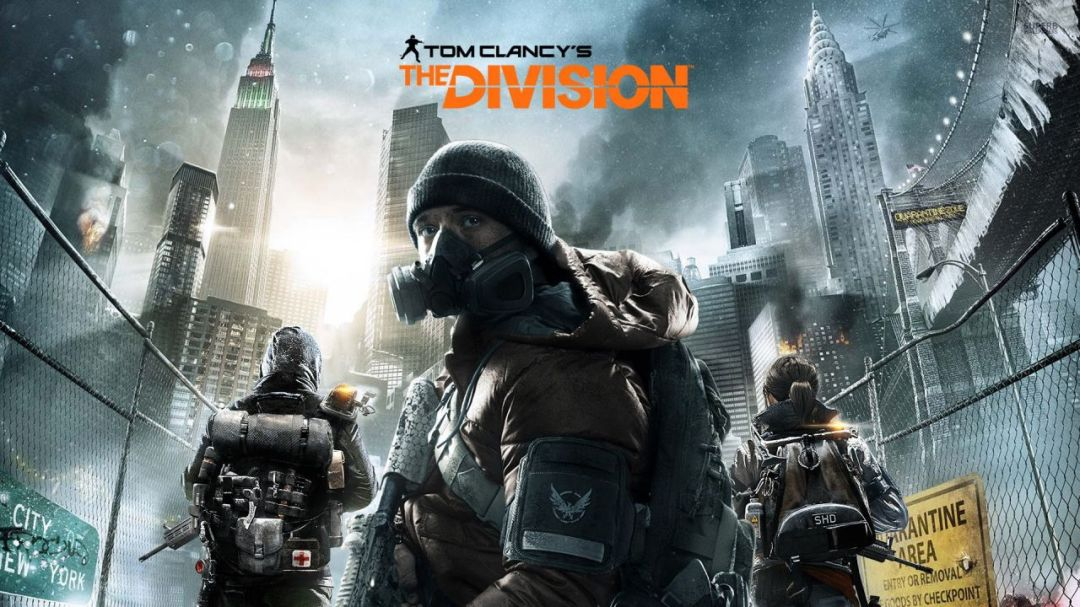 Tom Clancy's The Division Courtesy of Ubisoft