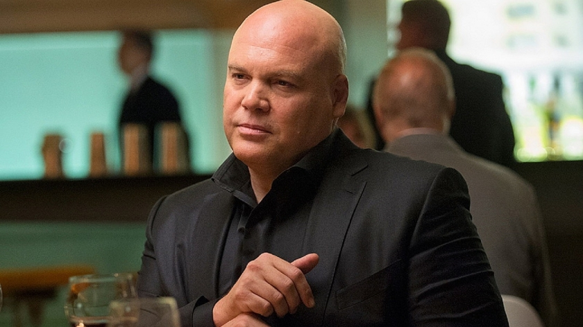 Vincent D'Onofrio as Wilson Fisk Courtesy of Marvel/Netflix