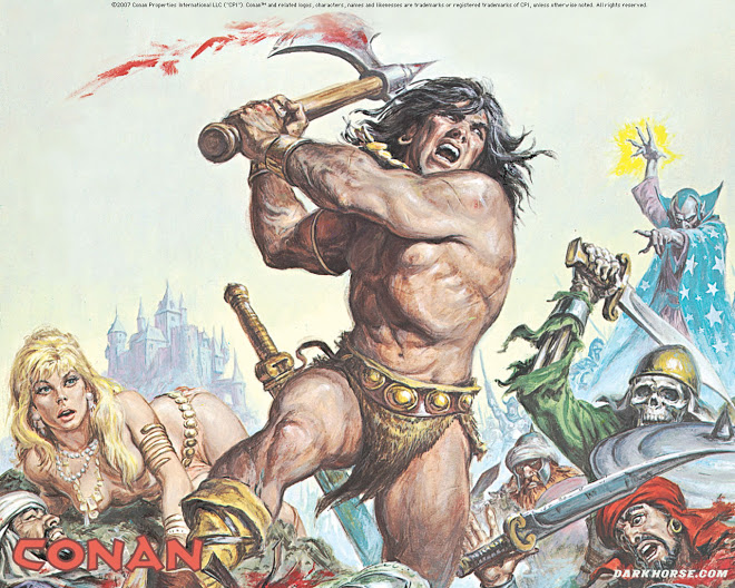 Conan the Barbarian Will Return To Marvel in 2019 – GEEKS ...