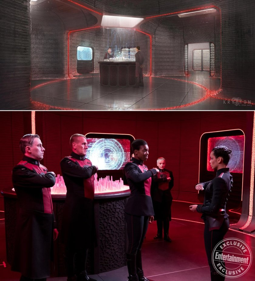 Krypton-Fort Rozz