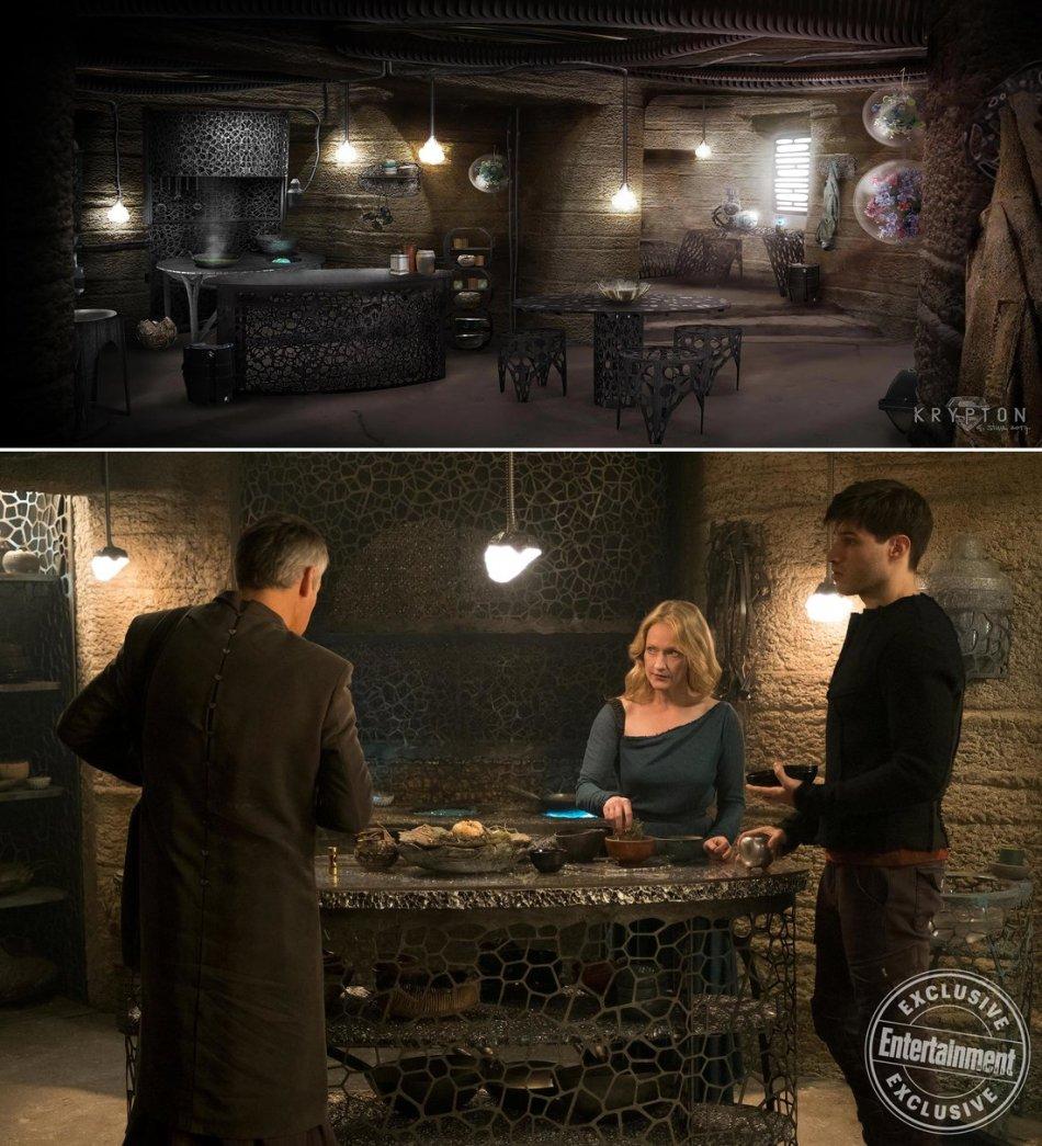 Krypton-Segs Apartment