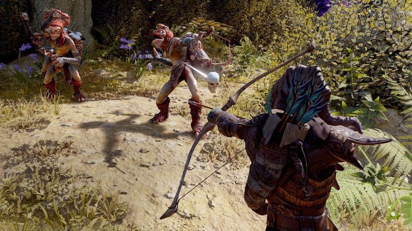 Screenshot from the Cancelled Fable Legends Courtesy of Microsoft