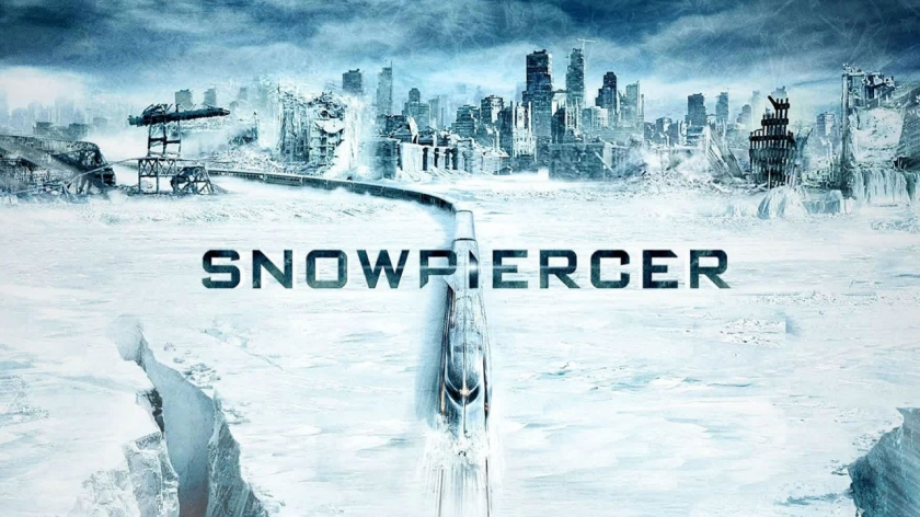 Bong Joon Ho's Snowpiercer Courtesy of CJ Entertainment