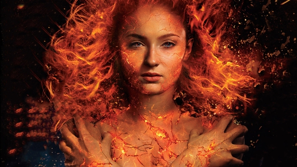 Sophie Turner als Dark Phoenix