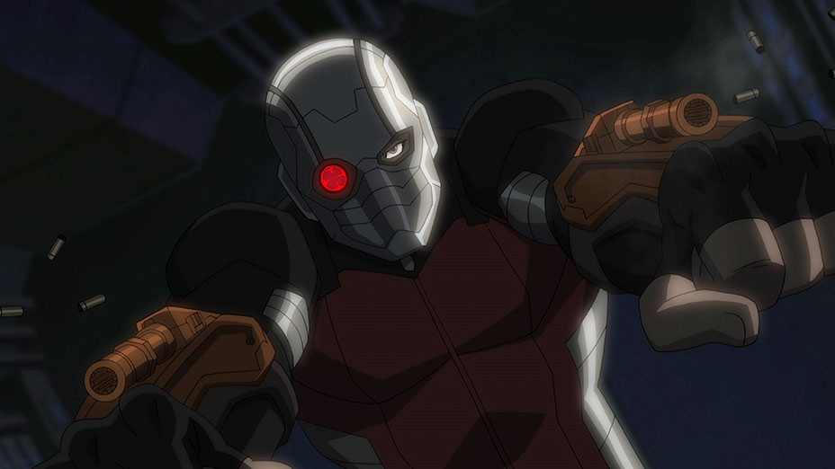suicide squad hell to pay-deadshot
