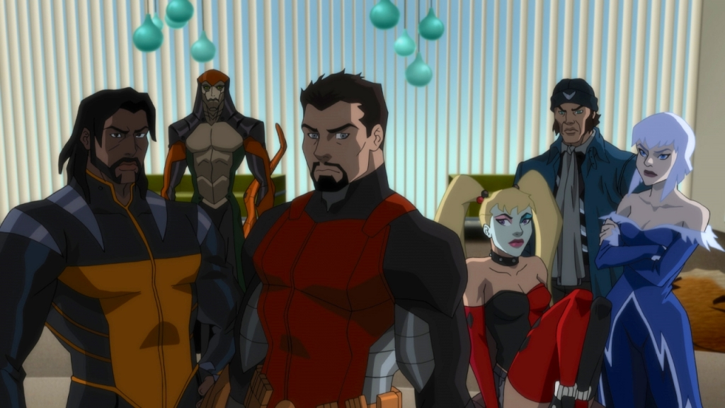 Suicide Squad: Hell to Pay Courtesy of WB