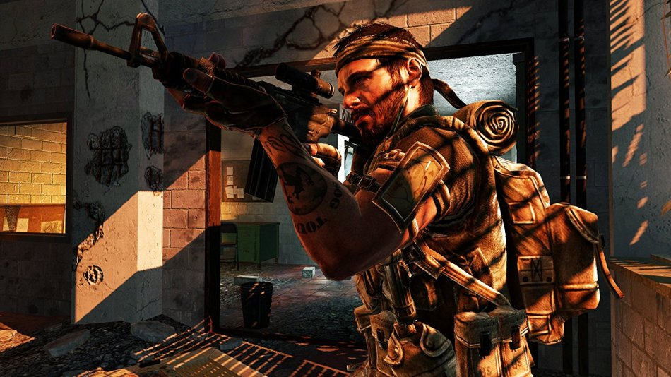 Call of Duty: Black Ops Courtesy of Activision