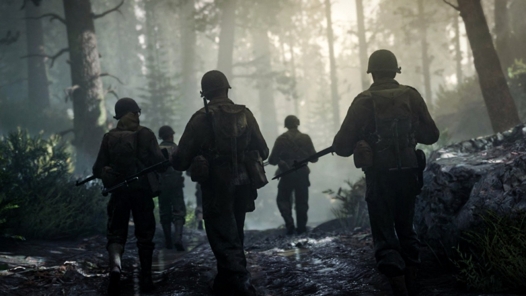 Call of Duty WWII Courtesy of Activision