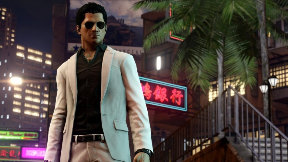 Wei Shen in Sleeping Dogs Courtesy of Square Enix