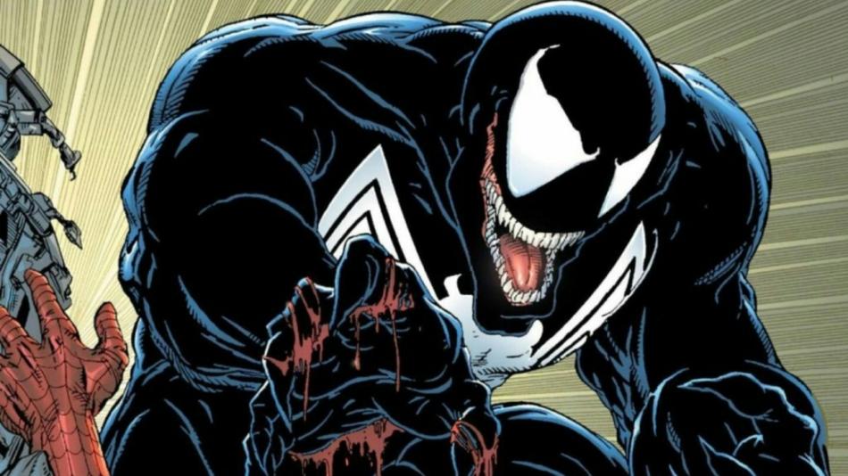 Venom Courtesy of Marvel