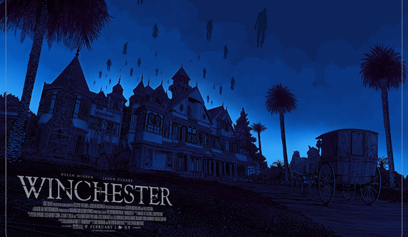"""Winchester"""" Movie Review: Your Better-Than-Average Winter Horror on winchester house basement, winchester house blueprints, winchester house creepy, winchester house floorplan, winchester house documentary, winchester house layout, winchester house interior, winchester house rooms, winchester house square footage, winchester house map,"""