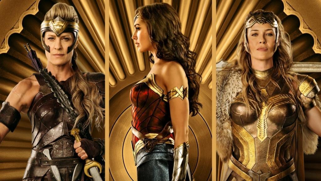 Wonder Woman Courtesy of WB