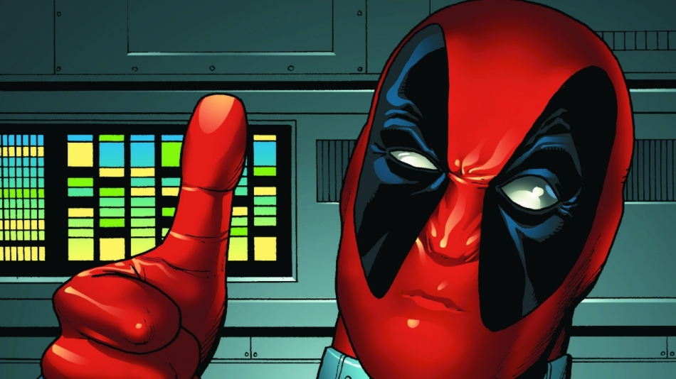 Deadpool Courtesy of Marvel Comics