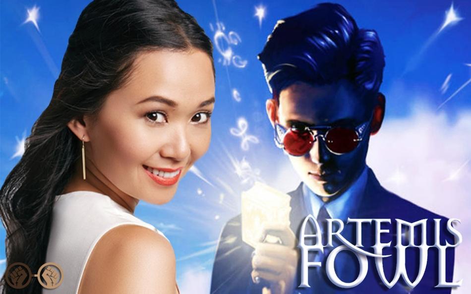 Disney S Artemis Fowl Begins Production Hong Chau Joins Star