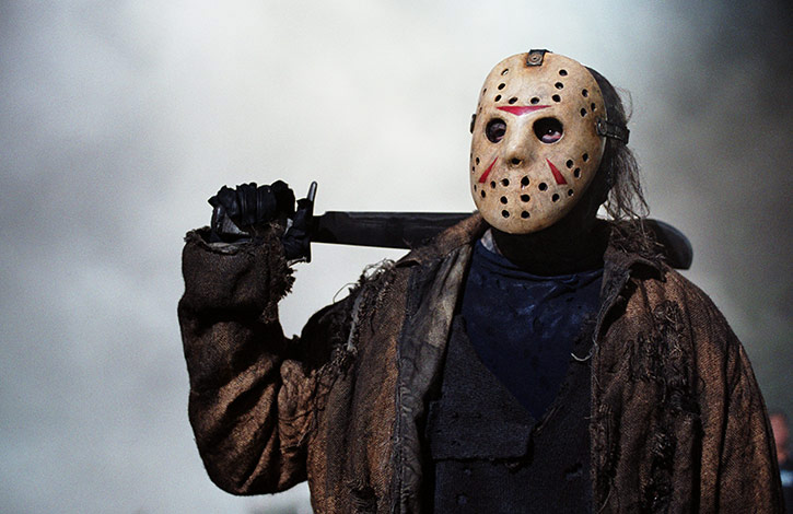 Jason Voorhees in Freddy vs Jason Courtesy of Paramount