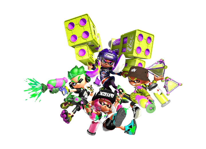 Splatoon-2-character-group-shot