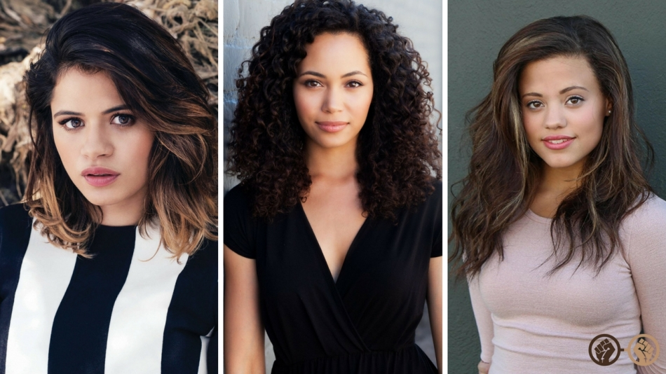 Madeleine Mantock Completes The Power of Three for CW's