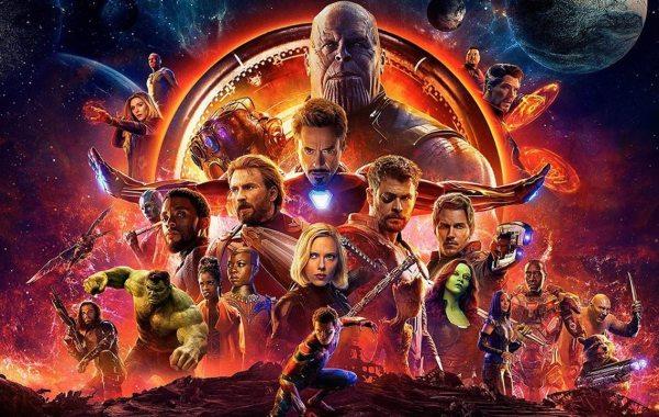 Avengers Infinity War Courtesy of Disney/Marvel Studios