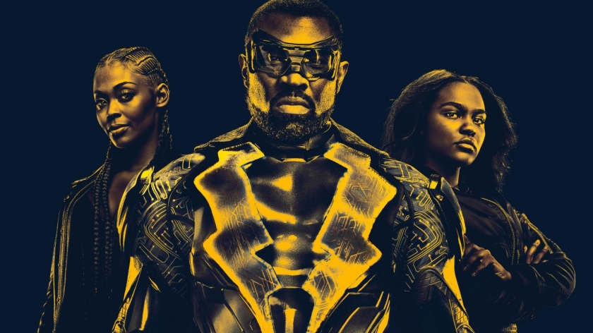 Black Lightning Courtesy of The CW