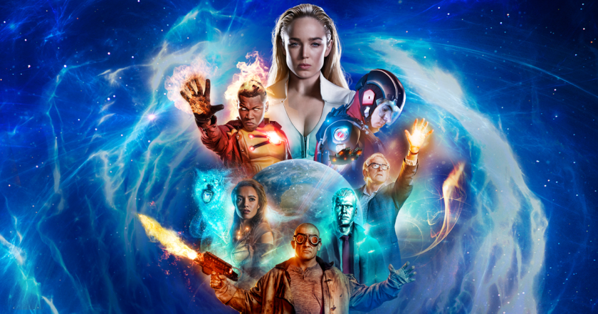 Dc S Legends Of Tomorrow Wallpaper And Background Image: 'DC's Legends Of Tomorrow' Producer Confirms A Legend Will