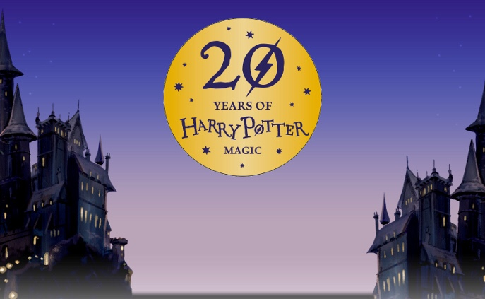 Image result for harry potter anniversary