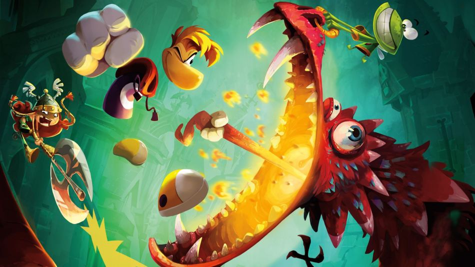 Rayman Legends Courtesy of Ubisoft