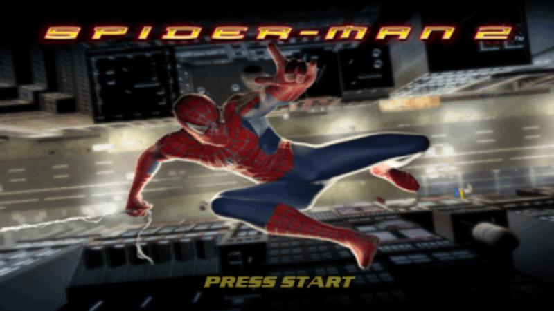 SpiderMan2Collider