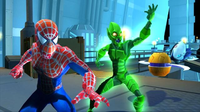 SpiderManFriendorFoe