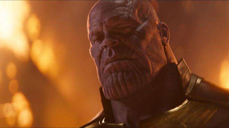 Thanos Courtesy of Disney/Marvel Studios