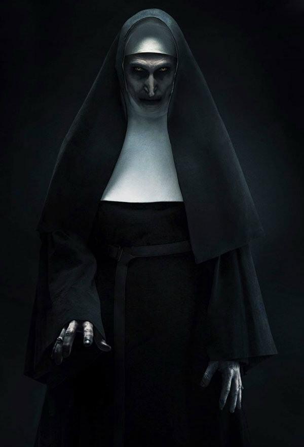 The Nun Poster Courtesy of Warner Bros.