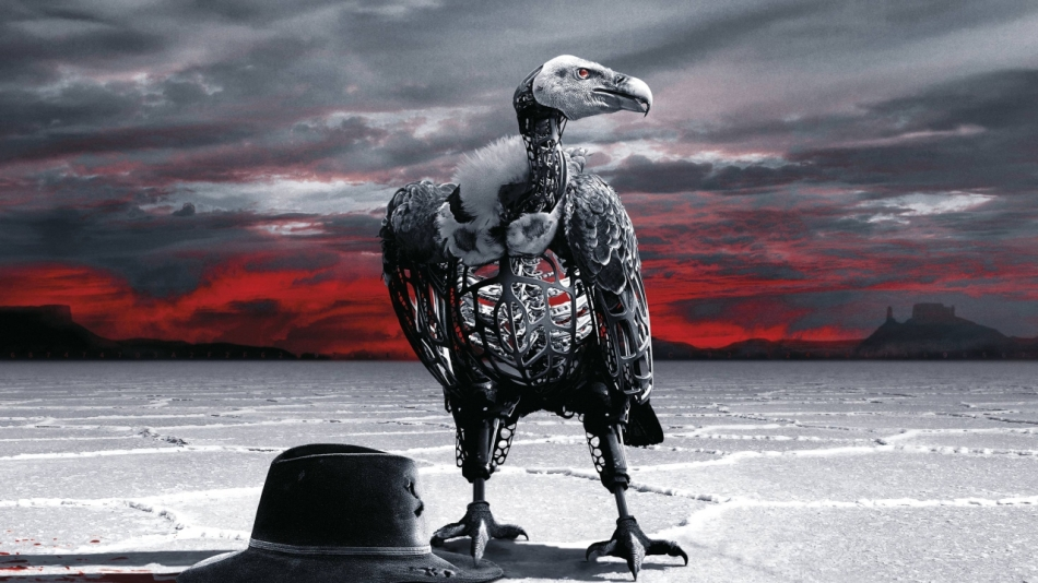 Westworld Season 2 Poster Courtesy of HBO