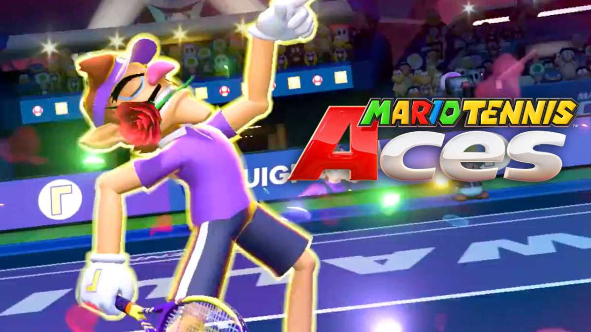 Free Tournament For Mario Tennis Aces Drops On The Eshop Next Week Switch English Us Games Geeks Of Color