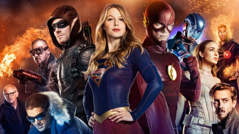 Arrowverse Courtesy of The CW