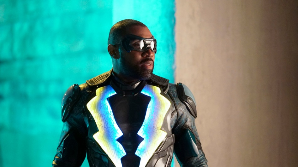 Black Lightning Courtesy of The CW