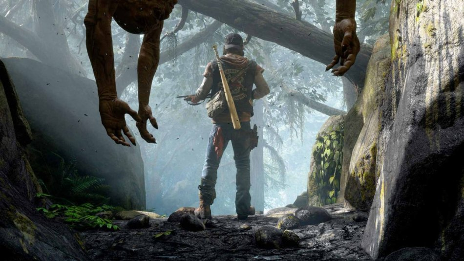 Days Gone Courtesy of PlayStation