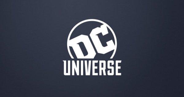 DC Universe logo Courtesy of DC