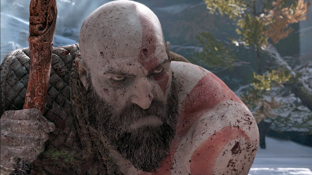 God of War Courtesy of PlayStation
