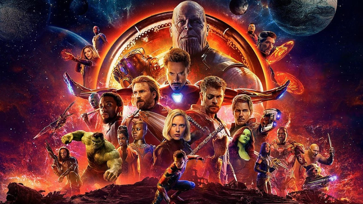 Avengers Infinity War 2018  Box Office Mojo
