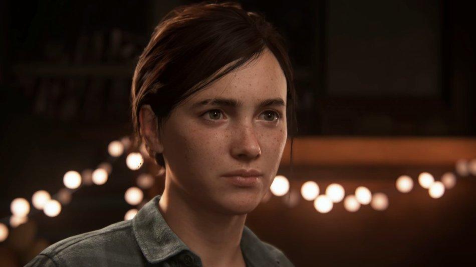 Ellie in The Last of Us Part II Courtesy of SIE