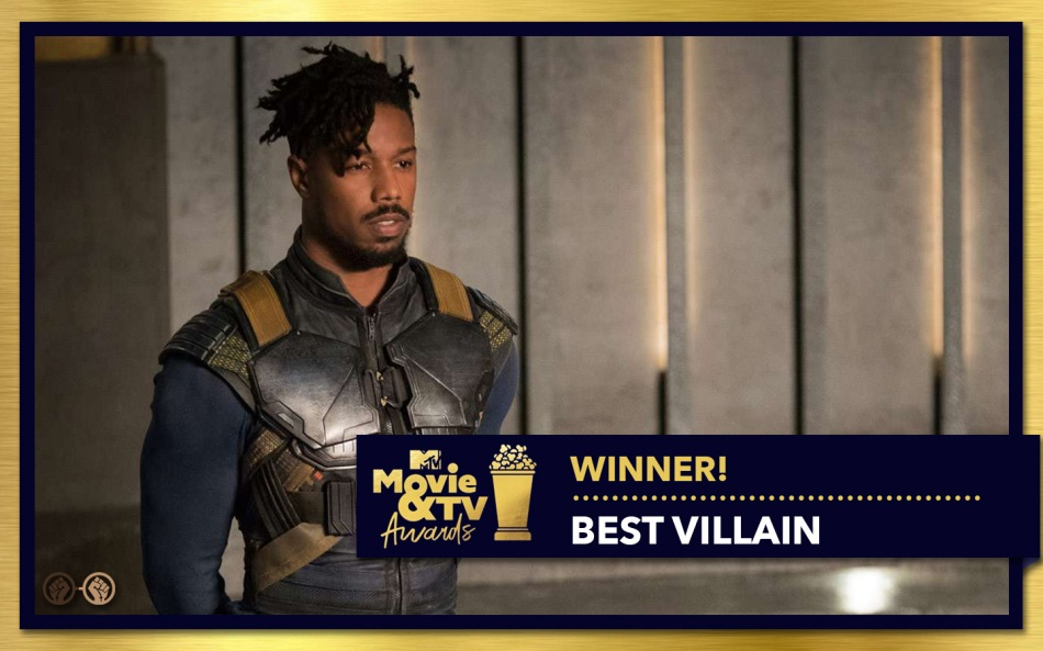 Erik Killmonger_Best Villain