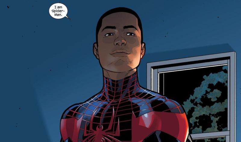 i am spiderman