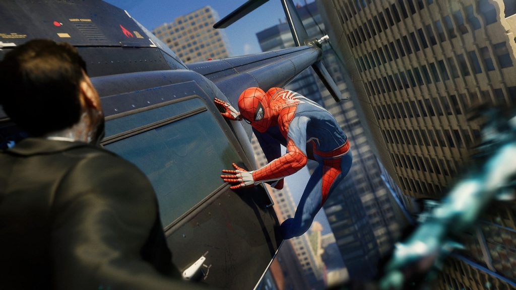 Spider-Man PS4 Courtesy of Sony Interactive Entertainment