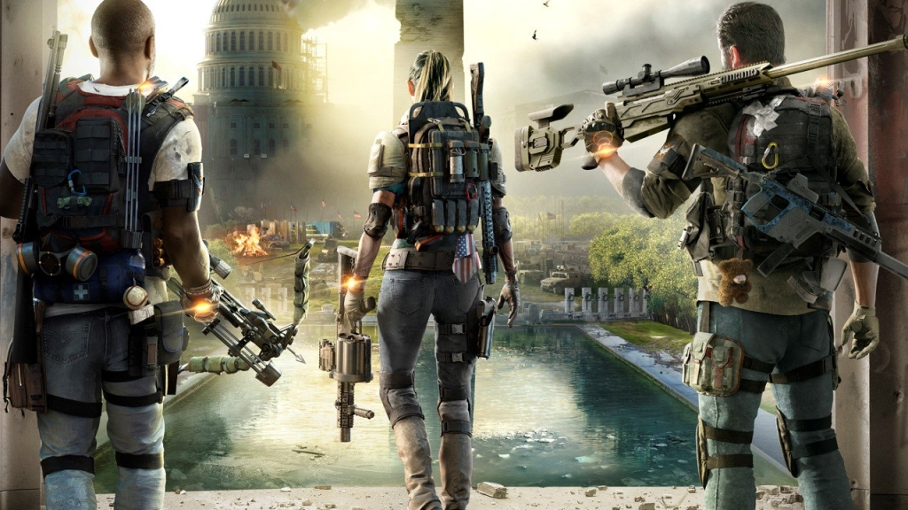 The Division 2 Courtesy of Ubisoft