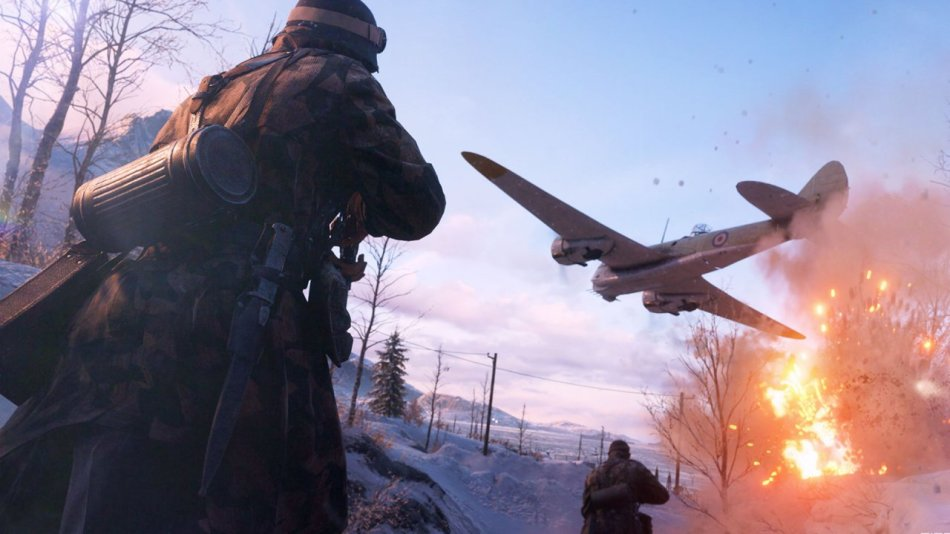 Battlefield V Courtesy of EA