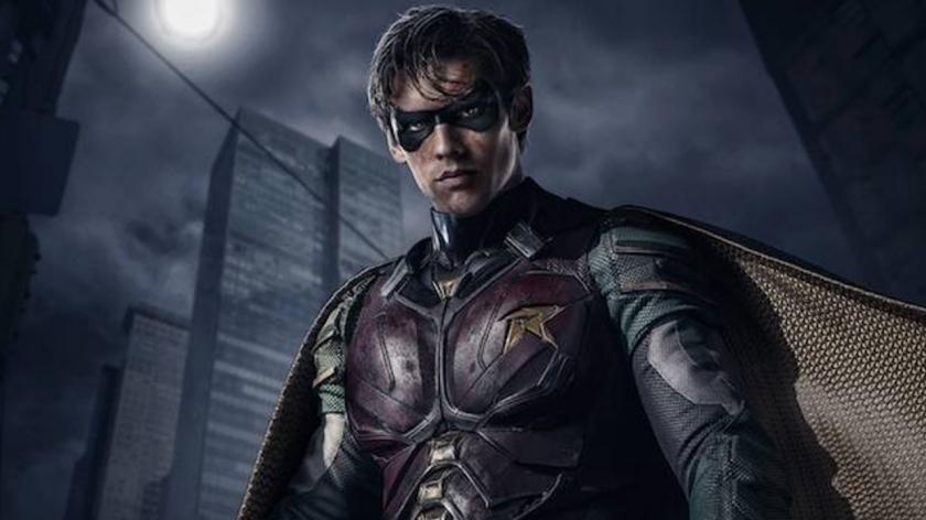 Brenton Thwaites as Robin Courtesy of DC