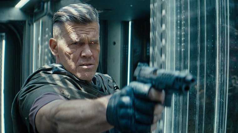 Cable in Deadpool 2 Courtesy of 20th Century Fox